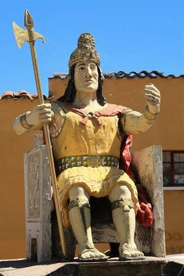 Der erste Inkakönig - Manco Kapac