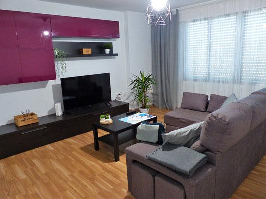 Unsere moderne Airbnb 4-Zimmer Wohnung