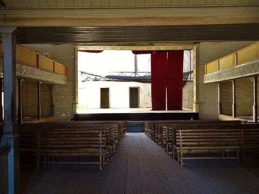 Theater-Saal