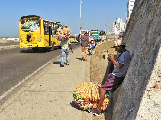 Strassenverkäufer