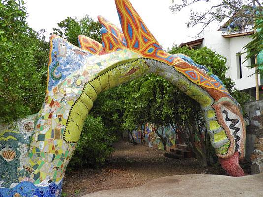 Mosaik-Künstler