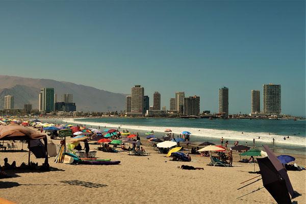 Strand von Iquique