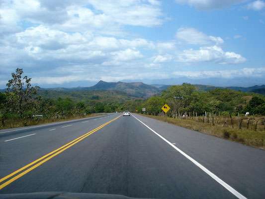 Fahrt nach Boquete