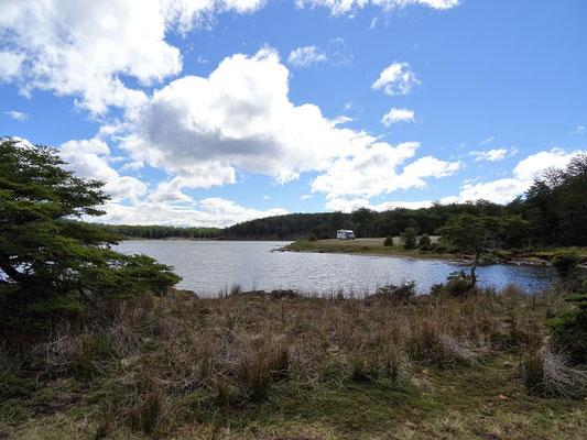 Lago Aguas Blancas