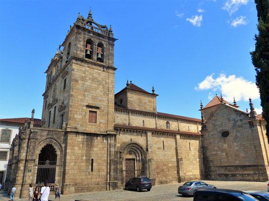 Die Kathedrale aus dem 12. Jh.