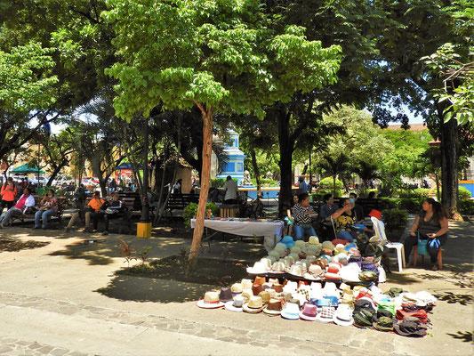 Plaza Central....