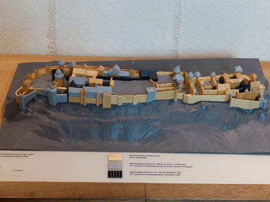 Modell aus dem Jahr 1429