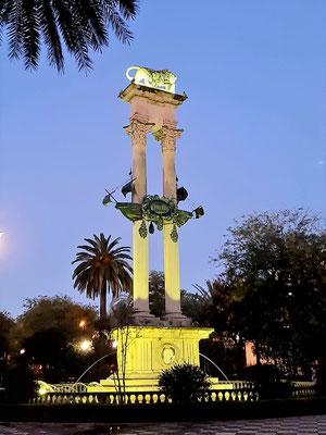 Denkmal für Christoph Kolumbus