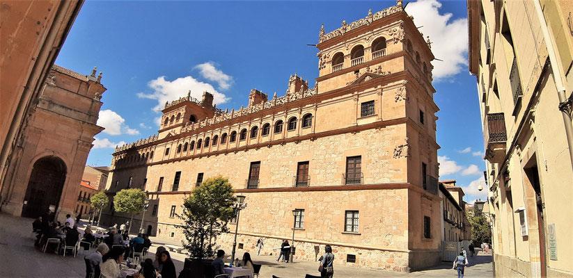 Palacio de Monterrey - 1539 erbaut