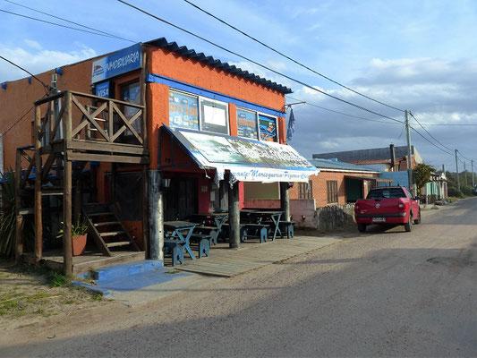 Aguas Dulces - Dorfstrasse