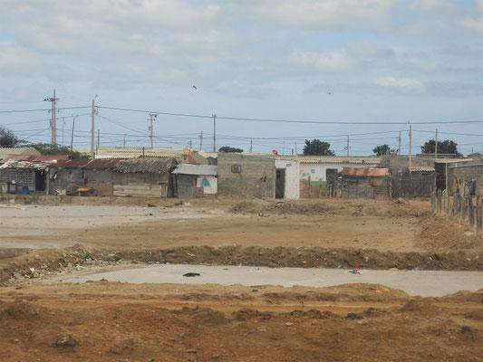 Die Guajiro-Indianer leben in sehr einfachen Verhältnissen
