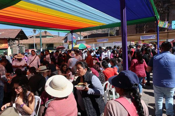 Am Chicha-Fest