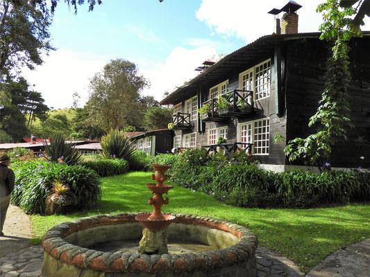 Hotelanlage Chalet Guamuez