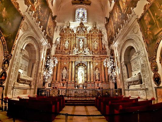 ....Magellan-Gedenk-Kapelle....
