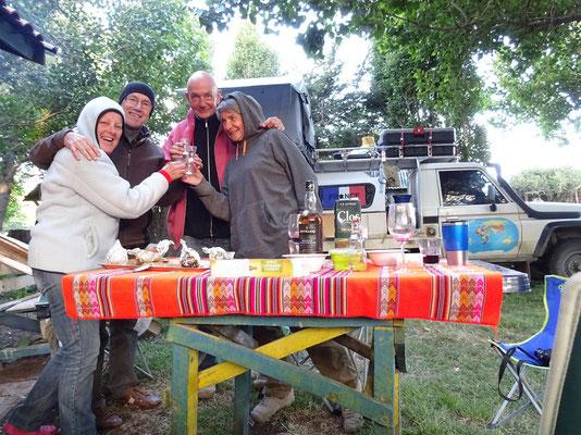 Camping Ruta Norte mit Vero und Marcel