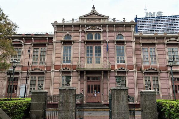 Escuelas Graduadas 1890 erbaut