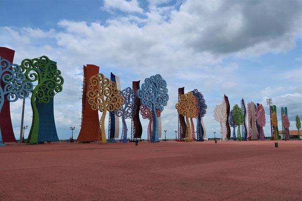 Lebensbäume....