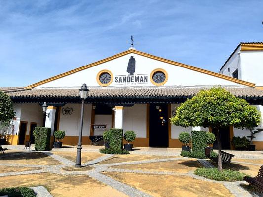 Sandeman - Port- und Jerez-Hersteller