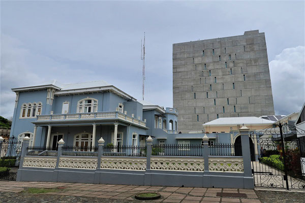 Asamblea Legislativa de la República de CR - Die Parlamentsgebäude