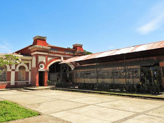 Der alte Bahnhof....