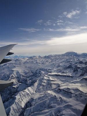 Der höchste Berg Südamerikas - Aconcagua