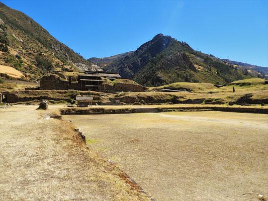 Ruinenanlage von Chavín