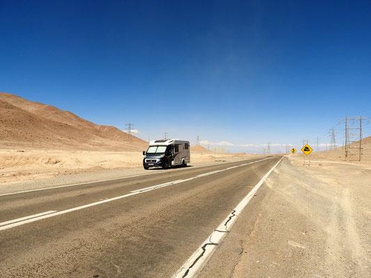 Gestrandet in der Wüste - die Zweite