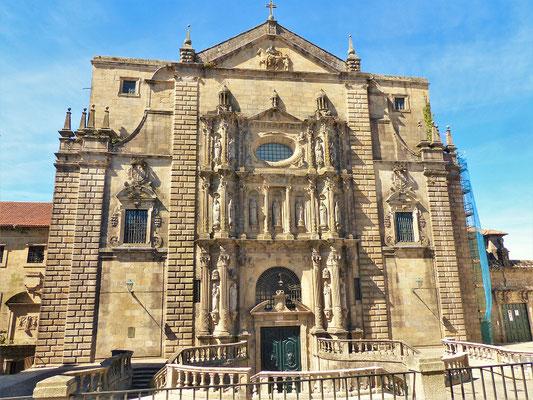 Igerexa de San Martiño Pinario