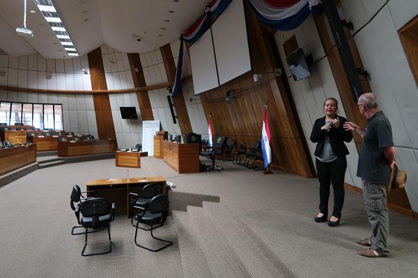 Sala de los Senadores - Ständeratssaal