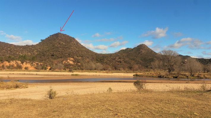 Der Cerro Nono - unser Ziel