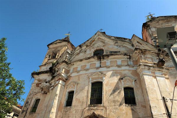 Die älteste Kirche der Stadt - erbaut 1640