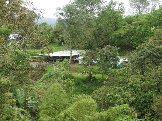 Unser Camping im Grünen