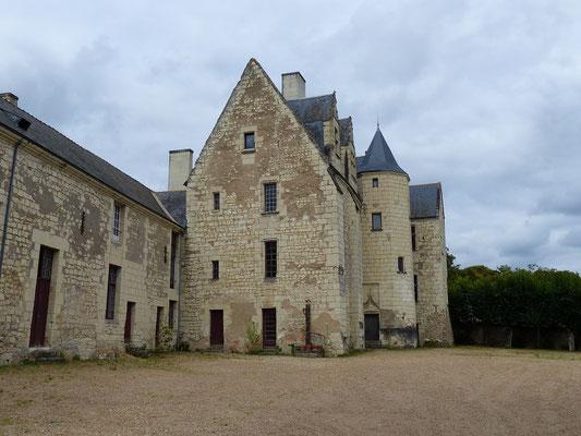 Chateau-Vieux von Candes - 1485