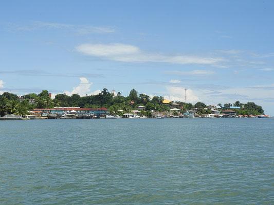 Livingston an der Karibik....