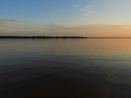 Am Paraná....