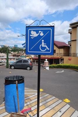 Parkplatz für .... ;o))