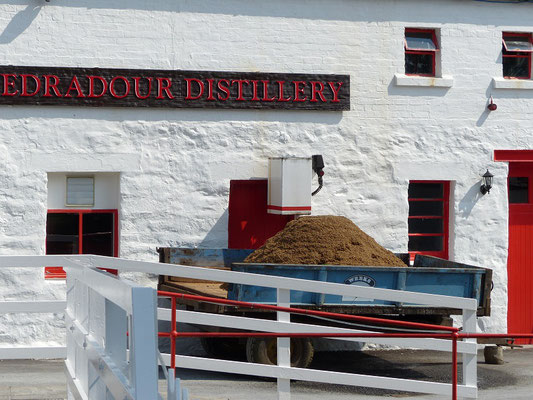 Die kleinste Destillerie Schottlands