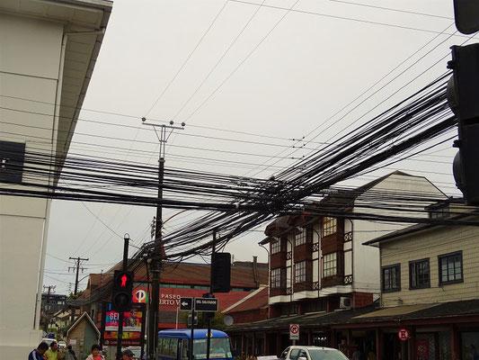 Das mit dem Strom scheint mir nicht so eine elegante Lösung