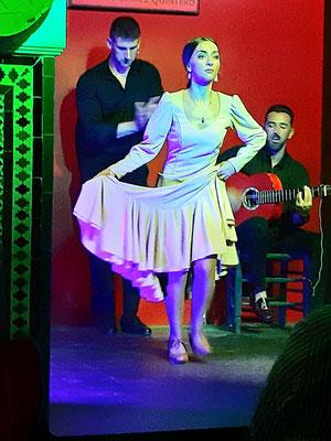 Flamenco-Abend