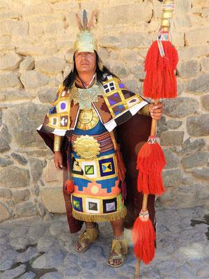 Der letzte Inka-König ;o))