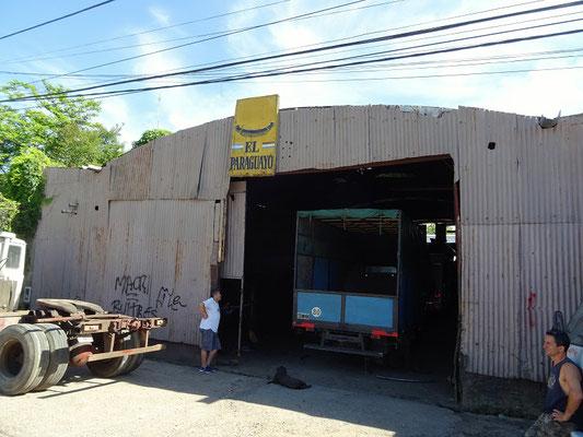 'El Paraguayo' - der Spezialist für Federungen