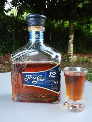 Rum Flor de Caña - wird in der Rumhauptstadt Chichigalpa Nicaragua hergestellt - der meistprämierte Rum der Welt