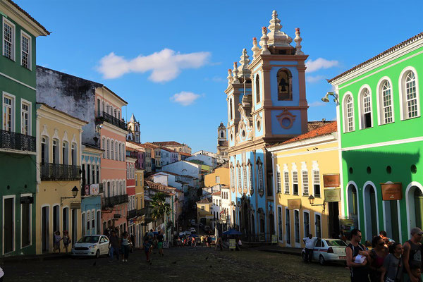 Hauptplatz Largo do Pelourinho