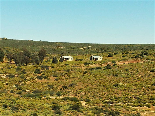 Naries Namakwa Retreat - rechts unser Haus