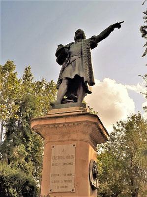 Christoph Kolumbus - er weiss, wo er hin will