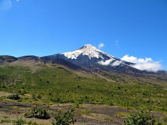Ziel Vulkan Osorno