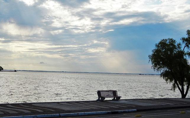 Am Río Uruguay