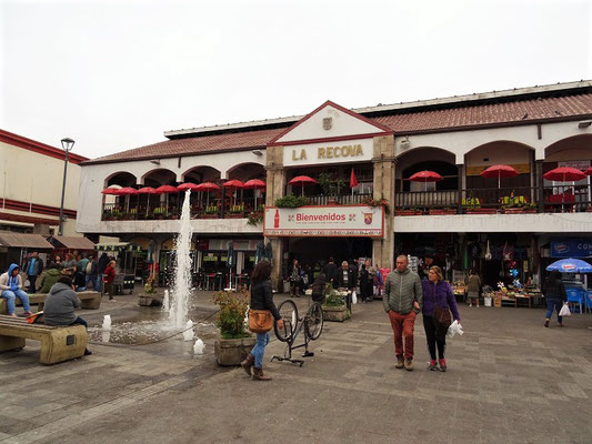 Der bunte Markt von La Serena