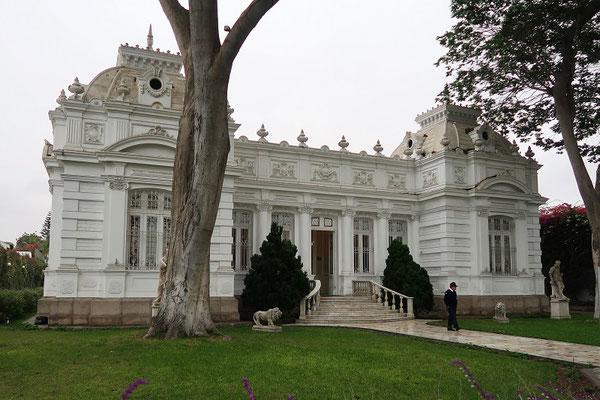 Schönes altes Gebäude - heute ein Museum
