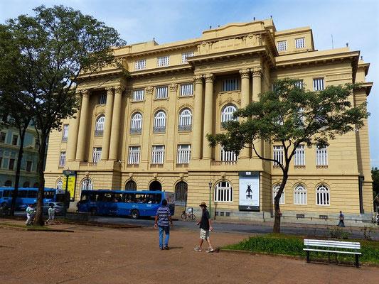 Centro Cultural Banco do Brasil....